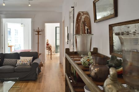 Beautiful apartment in the coolest - Bilbao - Daire