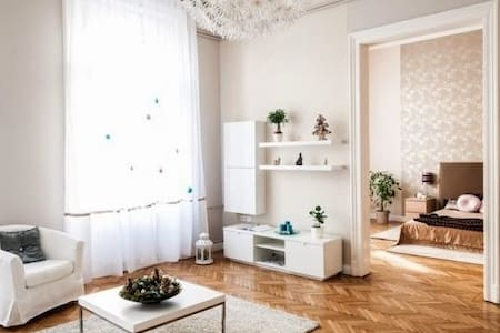 Stylish apartment in Budapest downtown - Budapest - Apartment