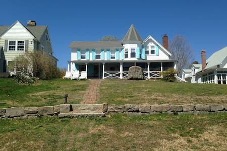 Summer Family Fun on Connecticut Shore - East Lyme - House