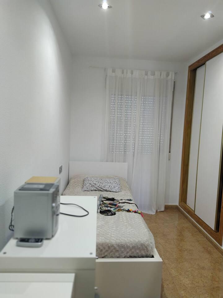 Alquiler de habitaciones con buena experiencia
