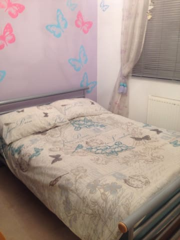 Quiet double room - Kirkmuirhill