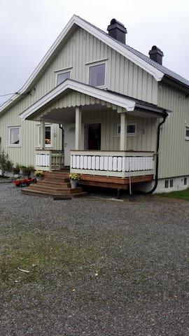 Borhaug gård - nær Oslo Airport Gardermoen - Nannestad - Dům