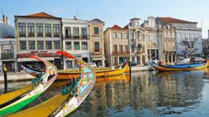 Vacances à la Venise du Portugal - Aveiro