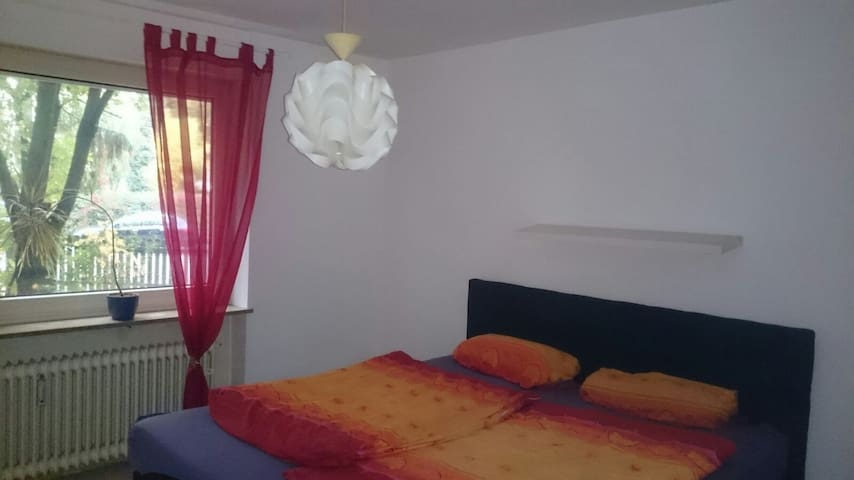 18qm-Bedroom with good Connections - Munique - Apartamento