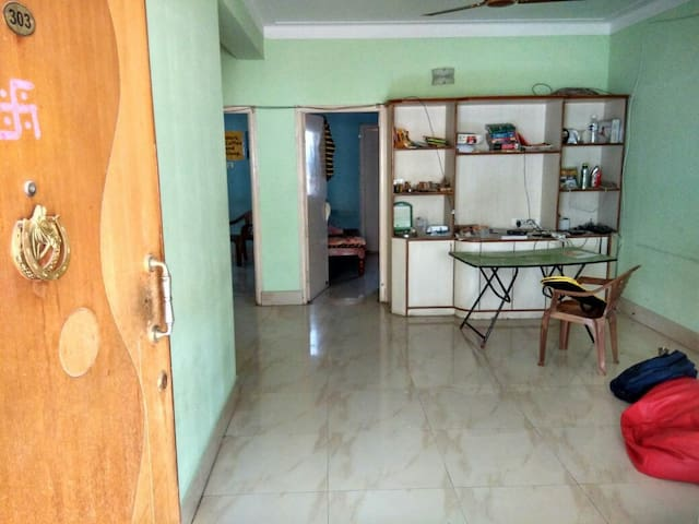 Best Location+Cool people+ Budget - Bangalore - Apartamento