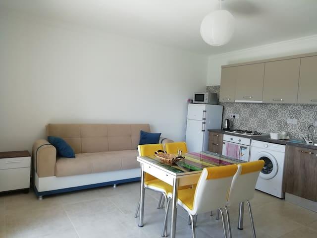 Квартира в 300 м от пляжа Long Beach на Сев.Кипре