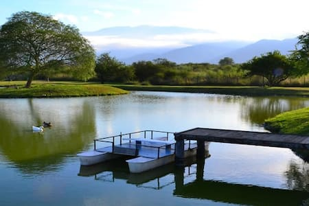CABAÑAS CHAWASI - Campo Quijano - Natur-Lodge