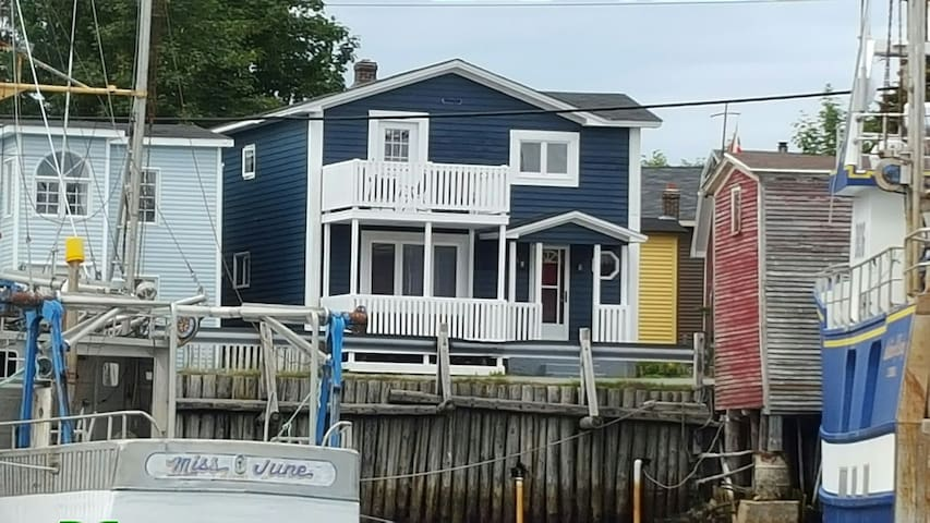 Harbourview rental traditional port