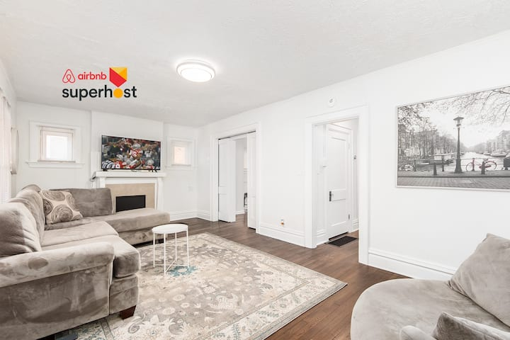 Completely Updated 6BR Near Short North/Downtown!