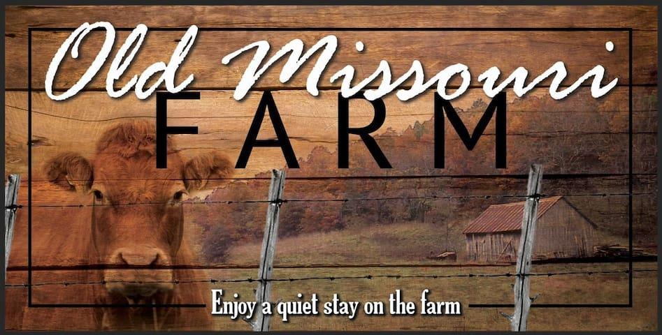 Old Missouri Farm
