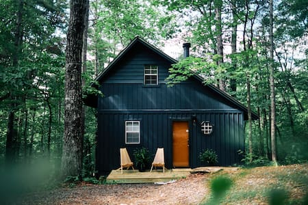 Charming Tin Roof Cabin - Close to Tallulah Falls