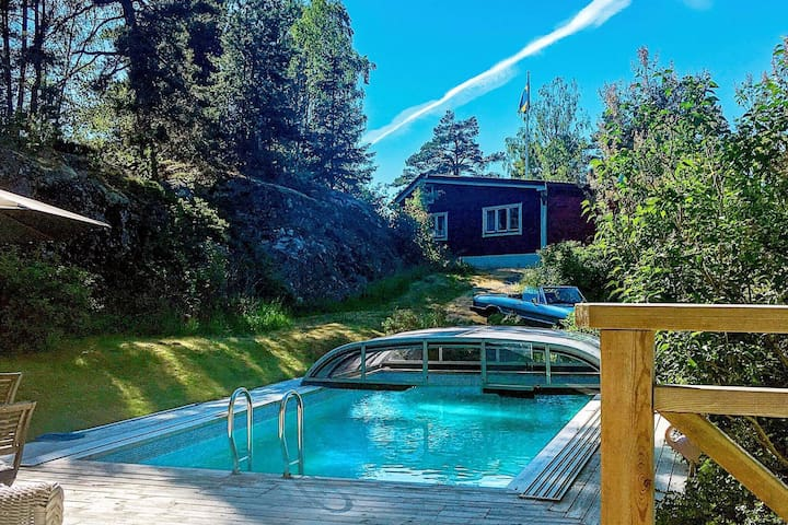 7 person holiday home in TYRESÖ