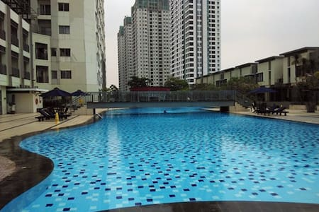 1 BR /Thamrin City / Cosmo Mansion Apartment - Tanah Abang