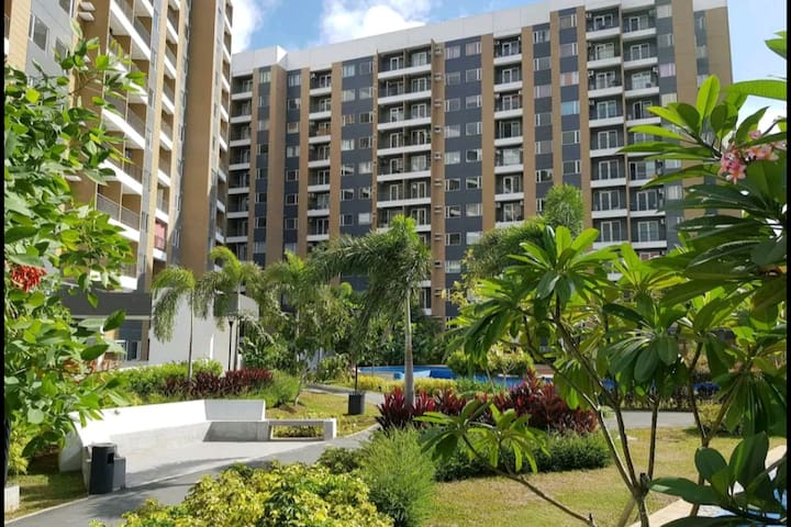 1BR Staycation at Resort type Condominium