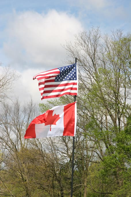 CANAM - stands for Canada America