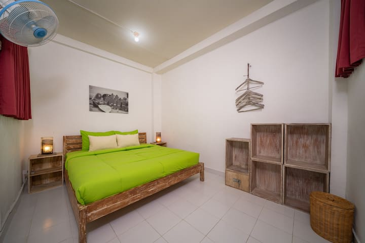 Coliving Riviera Home: Private Room & design house