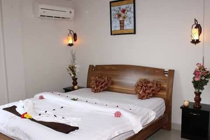3* studio with many facilities provided - Triolet