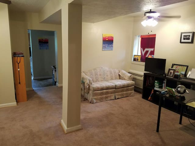 Cozy Apartment (near University of Pikeville) - Pikeville - Apartamento