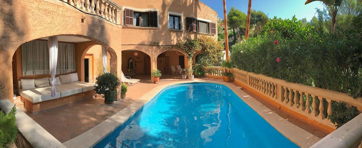Quiet great Villa in Costa de la Calma, Mallorca