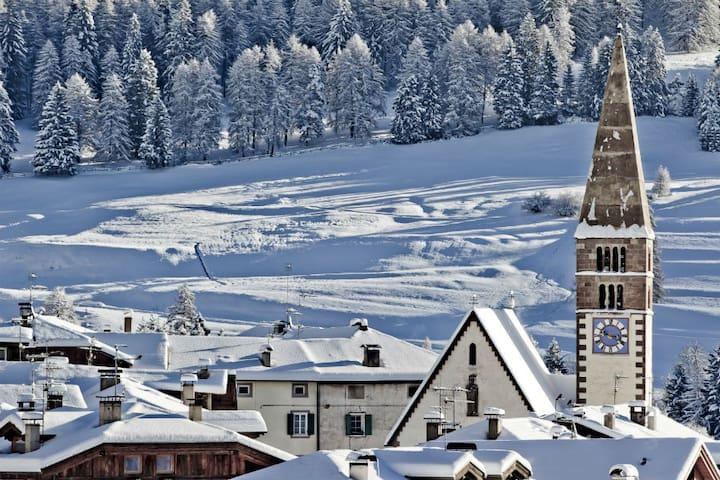 Casa  Dolomiti - Borgo antico