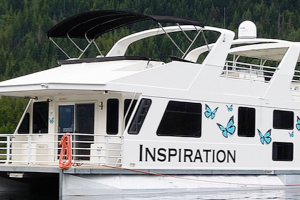 Inspiration on the Water