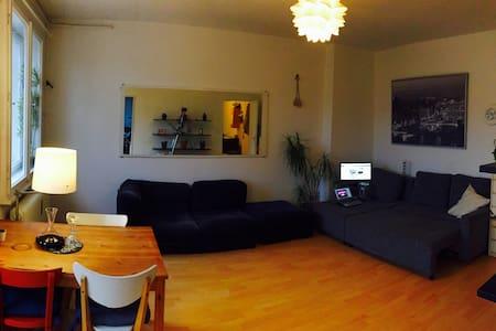Sunny cosy quiet apartment - Berlin - Daire