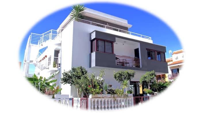 Penthouse mit grossem Aussenbereich Valle Gran Rey