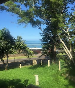 Quiet condo with lovely ocean view - Wohnung