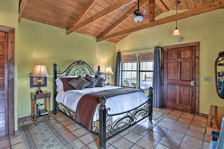 NEW! 'Tuscan Cottage' Pittsburg Studio on Winery!
