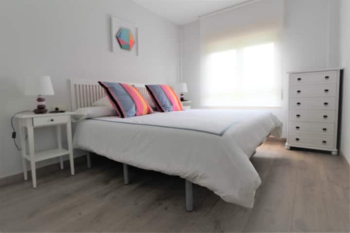 Apartamento en La Isla para 6 huéspedes