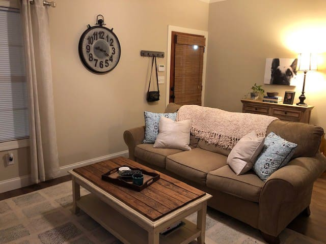 Cozy One Bedroom Cottage! Close to Ole Miss!