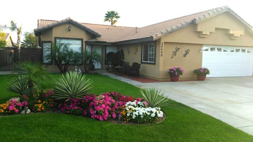 Casa 11 Guest cerca de Coachella/stagecoach fest.