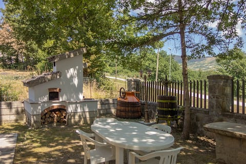 Peaceful country house between Molise and Abruzzo