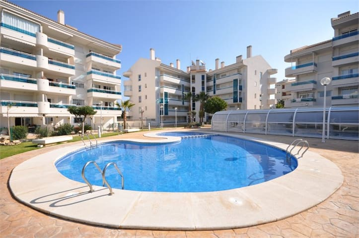 New : Apartment in 5mn on foot of the beach - l'Alfàs del Pi - Appartement