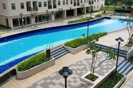 Sewa apartemen ayodhya type studio