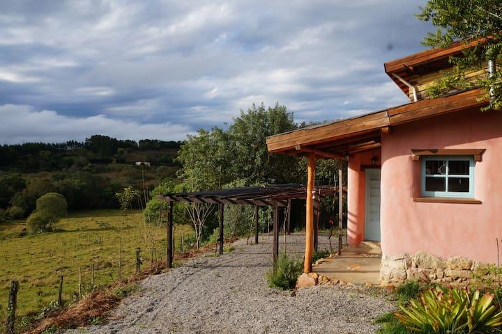 Casa Ecológica na Colônia de Pelotas