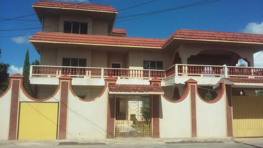 Habitaciones en ticul