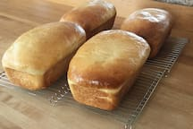 Fresh Bake By Nancy  fresh served every morning do not miss this delight!