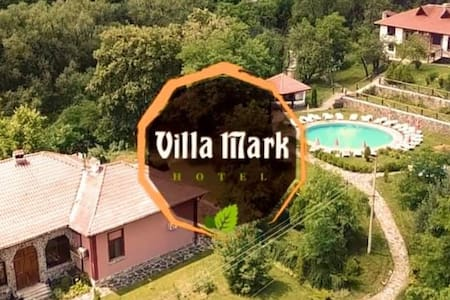Paradise near Sofia Double room in Hotel VillaMark