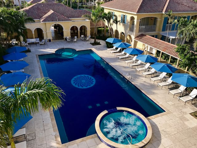 The Lovely Mosaic Tiled Pool