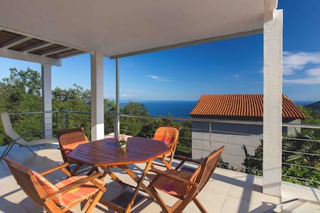 Amazing seaview & huge terrace 2BD.