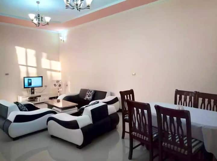 Furnished house for rent