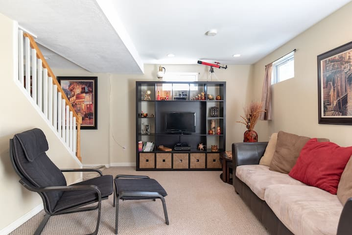 Deluxe 1BR apartment suite - minutes to NIH/DC