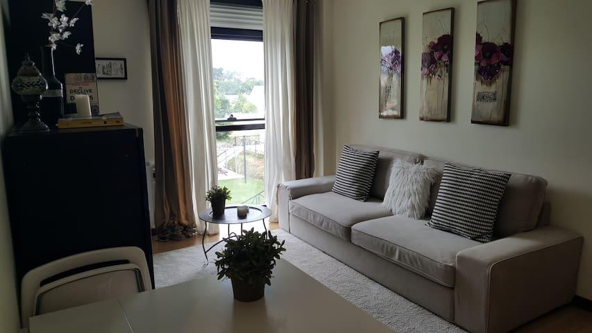 Bonito y Acogedor Apartamento Nuevo