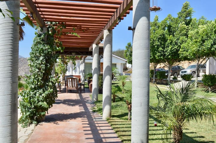 Casa de Tranquilidad, Tecate