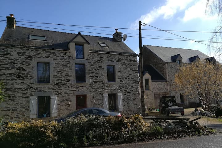 Southern brittany dog friendly mill house