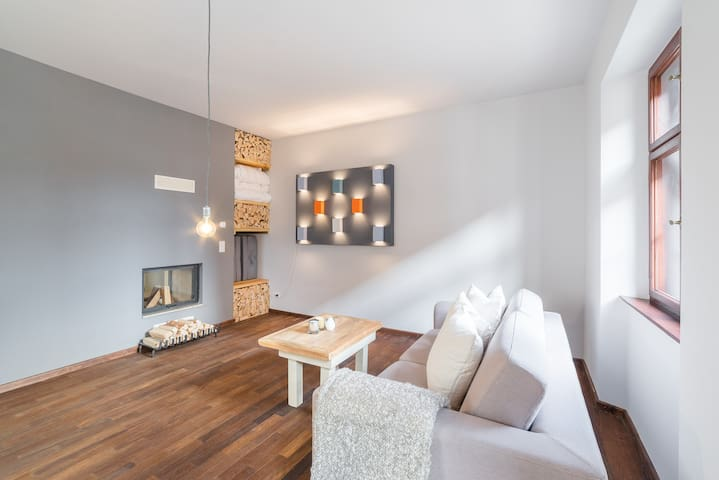Designerappartment am Heiligen see - Potsdam - Appartement