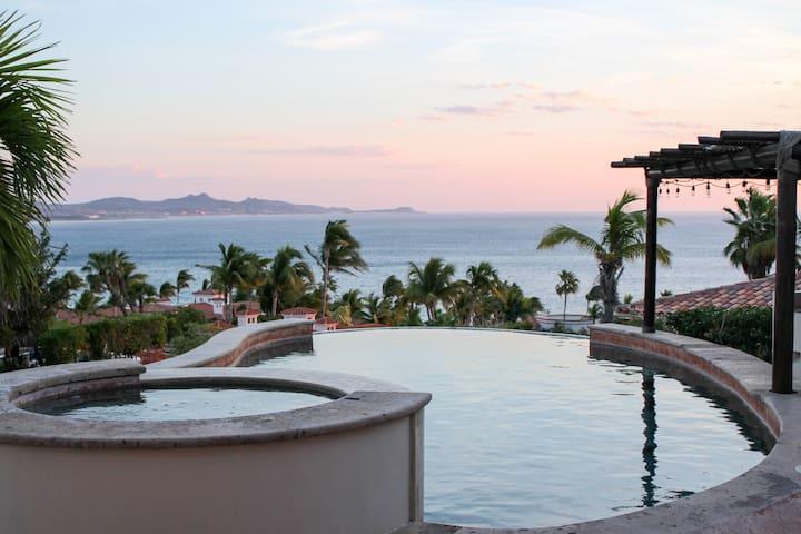 Affordable Views in Caleta Palmilla - San José del Cabo - House