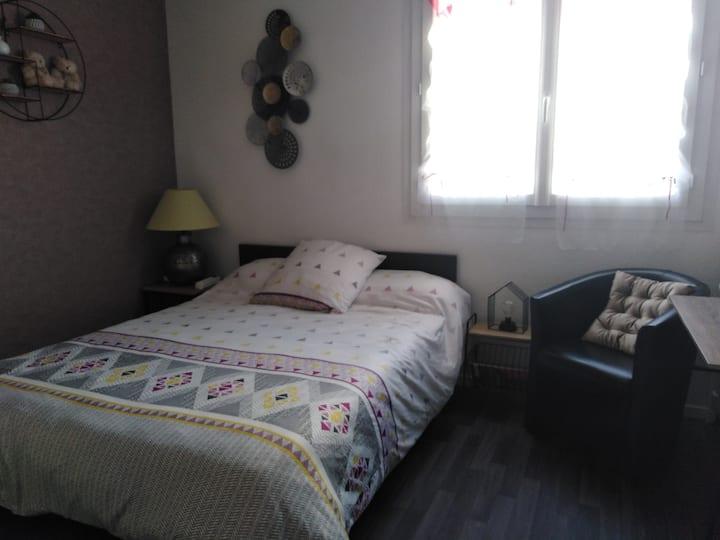 1 chambre dans un appartement