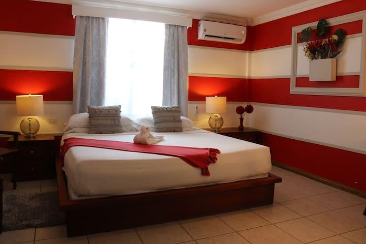 Villa Boscardi- 1 Bedroom King Room